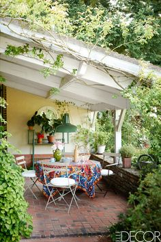 20 Patio Decor Ideas for Lazing Al Fresco This Summer