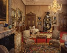 Morning Room ©WaddesdonManor, The Rothschild Collection(NationalTrust)Photo By John Bigelow Taylor