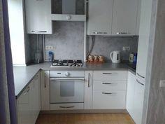 Кухни   VK Diy Kitchen Decor, Kitchen Interior, Interior Design Living Room, Home Decor, Ikea Cupboards, Cocinas Kitchen, U Shaped Kitchen, Kitchen Stools, Kitchenette