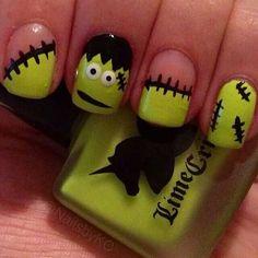 #Nails #zombie