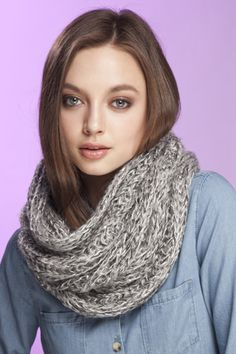 $57????????  What???????  It would take no time for me to make this.  cowl scarf