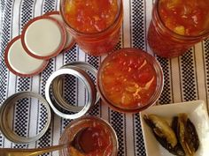 Pineapple Papaya Salsa - Mrs. Wheelbarrow. Because they need time to ripen, buy a papaya and a pineapple today (Monday) and make this salsa next weekend.