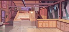 Steven Crewniverse Behind-The-Scenes Universe: Backgrounds from Alone Together