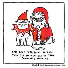 Four Eyes Comic Strip, December 20, 2013 on GoComics.com