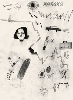 sketchbook : ///// MARIA INES GUL /////
