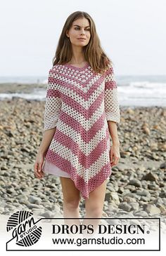 Ravelry: 190-9 Strawberry Delight pattern by DROPS design