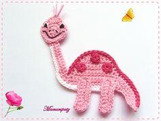Dino in rosa, item sold