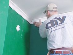 How to Install Crown Molding Install crown molding with professional results, adding visual interest and value to your home, with these step-by-step instructions.   If you decide on MDF, though, don't use it in a kitchen or bathroom as the humidity can cause it to warp.