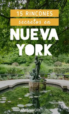 15 lugares secretos en Nueva York - Wacky Tutorial and Ideas Places To Travel, Places To Visit, Travel Destinations, Travel Around The World, Around The Worlds, New York City Travel, Yorkshire Terrier Puppies, The Good Place, Tourism