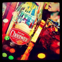 great cheerwine shot