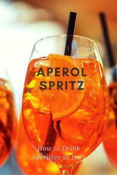 Have you ever dreamed of strolling through a small down in Italy, and stopping for an Italian aperitivo? If so, this is the drink for you: Aperol Spritz! Have you ever had an Aperol Spritz? Aperol Spritz Recipe, Campari And Soda, Wine Tourism, Spanish Wine, Italian Wine, Fun Drinks, Beverages, Wine Tasting, Wine Recipes