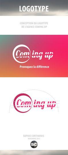 Logotype Coming Up