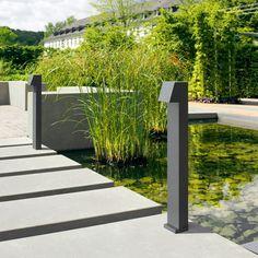 BEGA LED Garden and Pathway Bollard 7237/7238-idealightings