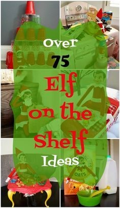 Over 75 Creative and Unique Elf on the Shelf Ideas