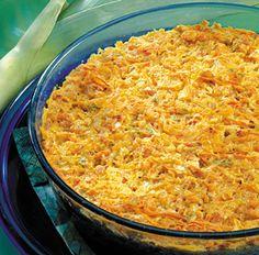 Kaali-porkkanalaatikko + jauheliha