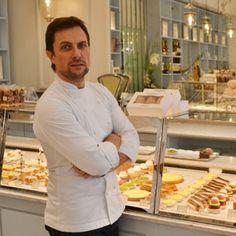 Rue des martyrs // Sébastien Gaudard, le maestro de la pâtisserie vintage