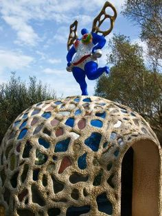 Tarot Garden (Giardino dei Tarocchi): Il Giardino dei Tarocchi - Capalbio