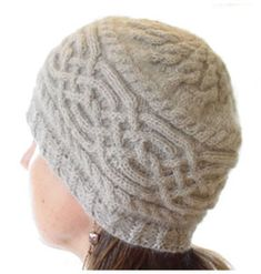 Knitting Patterns featuring Angora, Jacob and Alpaca Yarns from Toots LeBlanc