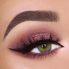 24 Sexy Eye Makeup Looks Give Your Eyes Some Serious Pop - Stunning eye makeup #makeup