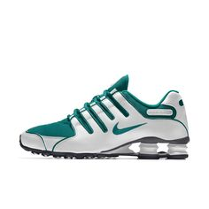 c1e2b4e2b9331a Nike Shox NZ iD Women s Shoe Size 11.5 (Green) Nike Shox Nz