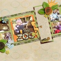 A Project by aballen from our Scrapbooking Gallery originally submitted 04/19/12 at 02:04 PM