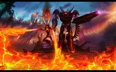 TFP: Burn! by ERA-7