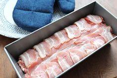 koolhydraatarm gehaktbrood Low Carb Recipes, Cooking Recipes, Healthy Recipes, Healthy Diners, Meatloaf Recipes, Kitchen Recipes, Keto Dinner, Healthy Cooking, Food Porn