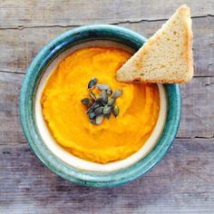 of the Squash (& Sweet Potato) Soups Recipes, Videos & Ideas Kuri Squash Recipe, Red Kuri Squash, Healthy Soup, Healthy Recipes, Fall Soup Recipes, Winter Vegetables, Sweet Potato Soup, Squash Soup, Soups And Stews