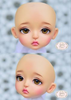 ::. 𝐂𝐮𝐬𝐭𝗼𝗺 𝐟𝐚𝐜𝐞-𝐮𝐩 .:: Lati yellow Lea LTS. www.nomyens.com Welcome, Cosmetics, Dolls, Yellow, Face, Baby Dolls, Puppet, Doll, The Face