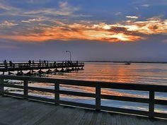 Jones Beach State Park, Long Island.