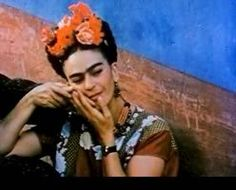 At the Blue House with Frida and Diego · SFMOMA