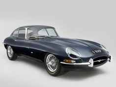 69° - Jaguar E-Type 1961