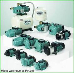 #Water #pump #dealers in Bangalore, Mieco has been offering best #solutions for all kinds of water related problems since 1970.  Visit: http://www.miecoindia.in/