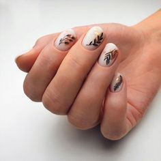 These Will Be the Biggest 2020 Nail Trends Simple Gel Nails, Super Cute Nails, Summer Acrylic Nails, Beach Nails, Mermaid Nails, Gelish Nails, Young Nails, Rainbow Nails, Manicure E Pedicure