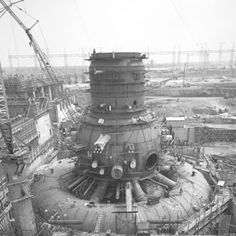 Brown's Ferry Nuclear, 1960's - similar to Fukushima containment