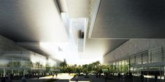 The Taichung City Cultural Center by MenoMenoPiu Architects & Atelier Castro Denissof