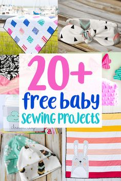 Baby Sewing Projects, Sewing Projects For Beginners, Sewing Hacks, Sewing Tips, Baby Sewing Tutorials, Sewing Crafts, Fat Quarter Projects, Leftover Fabric, Love Sewing