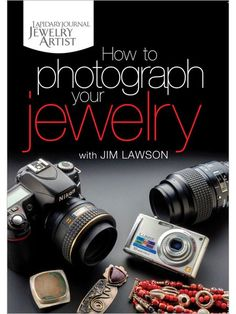 Take stunning photos of your jewelry . . . In a snap! Get expert tips and tricks on how to photograph your own jewelry. Join Lapidary Journal Jewelry Artist photographer Jim Lawson for an in-