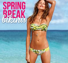 The 20 Hottest Bikinis For Spring Break (At Every Price Point!)