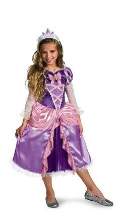 Disguise ディズニー タングルド プリンセス ラプンツェル シマー デラックス  の画像