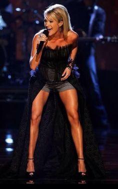 Her legs!!!