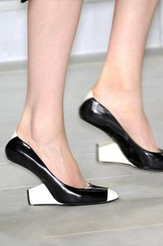 High heels without the heel?
