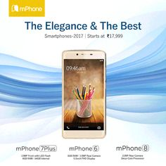 #mPhone- The Next Generation Smartphones The Elegance & The Best #Smartphone #Android  www.mphone.org