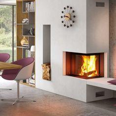 Spartherm Premium Varia 2RL55h GET #Kampen #Fireplace #Fireplaces #Interieur