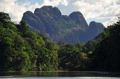 Kasikasima, Suriname