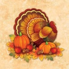 "Creative Converting Thanksgiving Scroll Bulk Beverage Napkins, 36 Count by Creative Converting. $8.99. Turkey and pumpkin themed beverage napkins. Includes 36 napkins per package. Coordinating Fall and Thanksgiving designed dinner and dessert plates, guest towels, cutlery, cups, tablecloths, centerpieces and other decoration. Durable 3-ply strength and quality. Measures 5"" square. From the Manufacturer                Give thanks for the season's bounty and all blessi..."