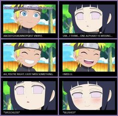 Omgosh baby Naruto and Hinata :D so cute!!!