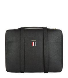 THOM BROWNE Artist Portfolio. #thombrowne #bags #shoulder bags #hand bags #leather #