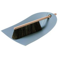 Normann Copenhagen Dustpan is great if you want a stylish alternative to the traditional dustpan and broom - something which is functional, yet looks great. The designer came up with the idea in his s