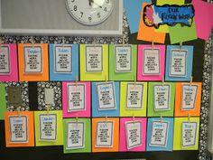 First Grade FUNdamentals!: August 2012